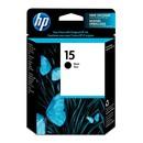 HP 15 Black Original Ink Cartridge