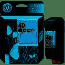 HP 40 Black Original Ink Cartridge