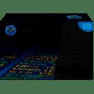 HP 641A (C9720A) Black Original LaserJet Toner Cartridge