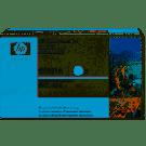 HP 641A (C9721A) Cyan Original LaserJet Toner Cartridge