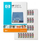 HP SDLT II Bar Code Label Pack