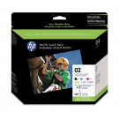 HP Custom 02S Photo Value Pack