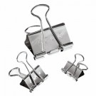 ACCO Silver Finish Presentation Binder Clips