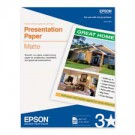 Epson Matte/Glossy Photo Lab Quality Inkjet Paper