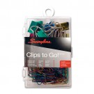 ACCO Assorted Clips-To-Go