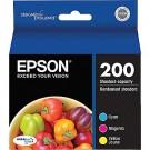 Epson 200 Color C/M/Y Ink Cartridges