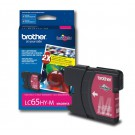 Brother LC65HYMS CARTRIDGES HIGH YIELD 750 MAGENTA